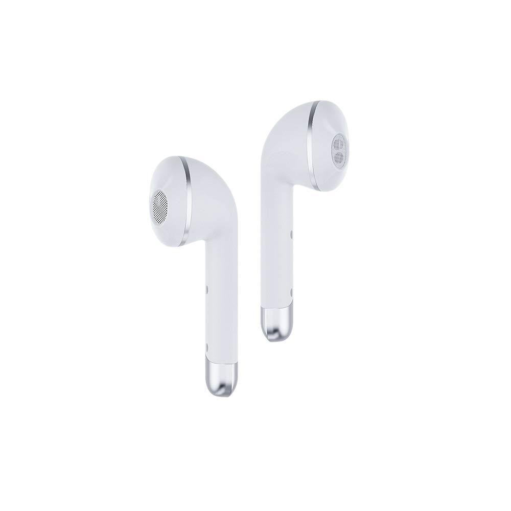 HAPPY PLUGS|Air 1真無線藍牙耳機(羽翼白)
