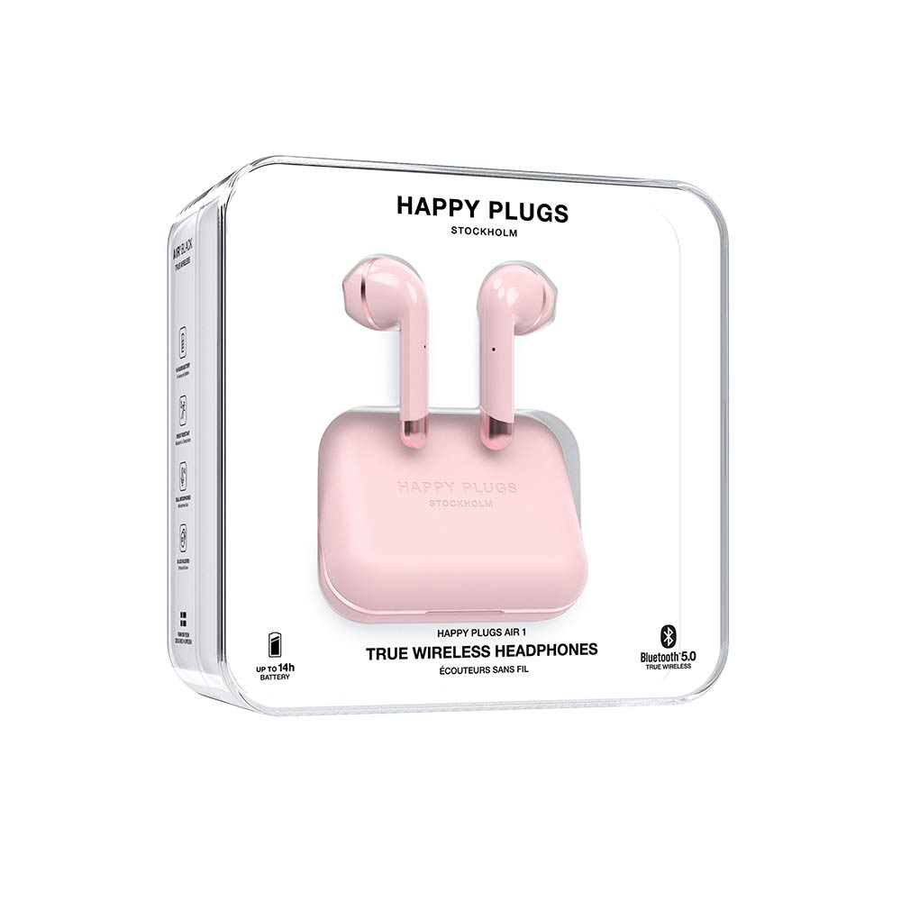 HAPPY PLUGS|Air 1真無線藍牙耳機(粉色金)