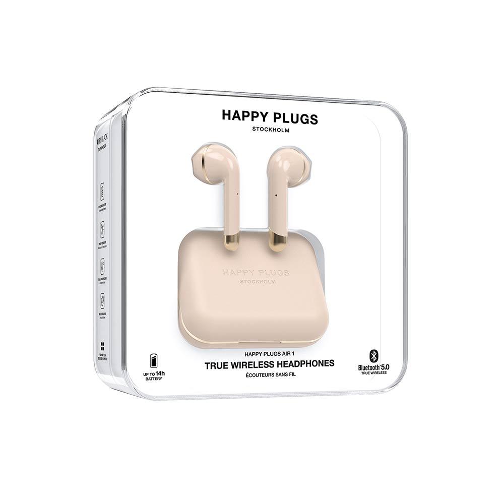 HAPPY PLUGS|Air 1真無線藍牙耳機(香檳金)