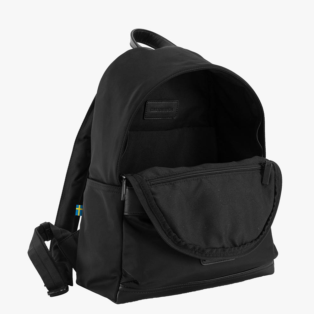 GASTON LUGA|Kampis 休閒後背包 經典黑