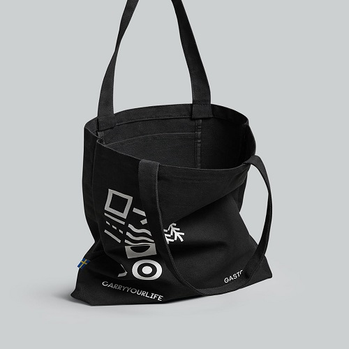 GASTON LUGA|Praper 個性後背包 經典黑