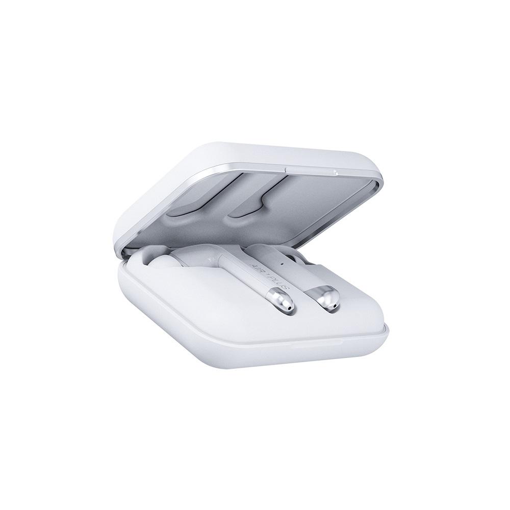 Happy Plugs Air 1 Plus In-Ear 真無線藍牙耳道式耳機-羽翼白 White