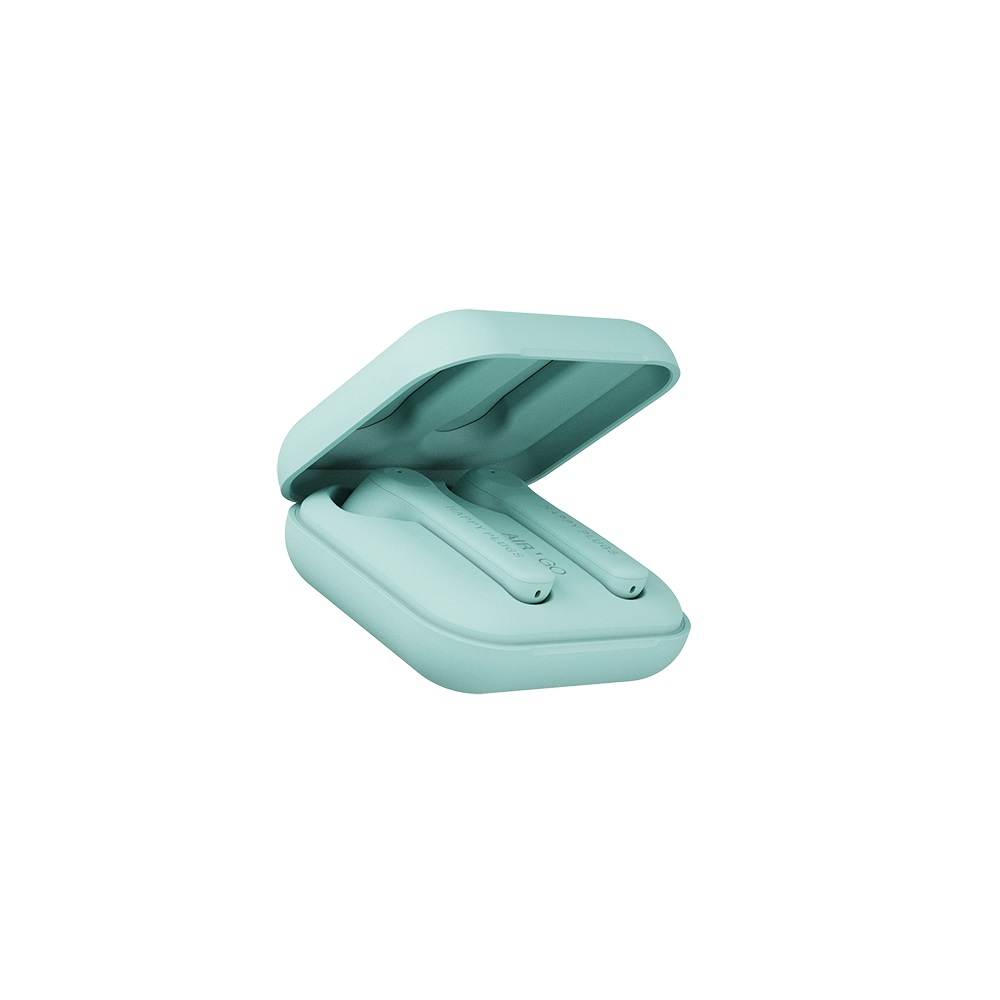 HAPPY PLUGS|Air 1 Go 真無線藍牙耳機 - 薄荷綠 Mint