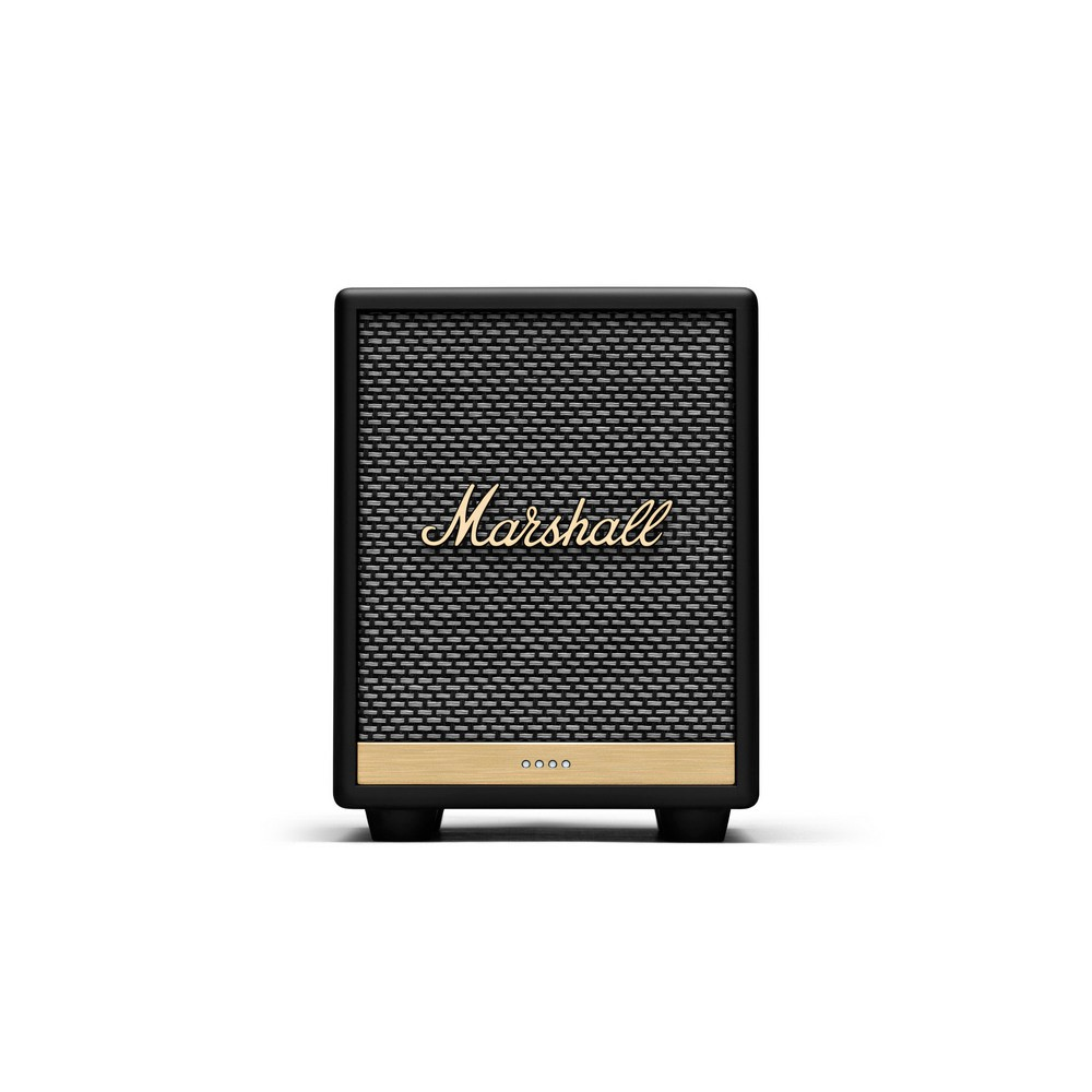 Marshall | Uxbridge Voice With Google Assistant 智慧喇叭(經典黑)