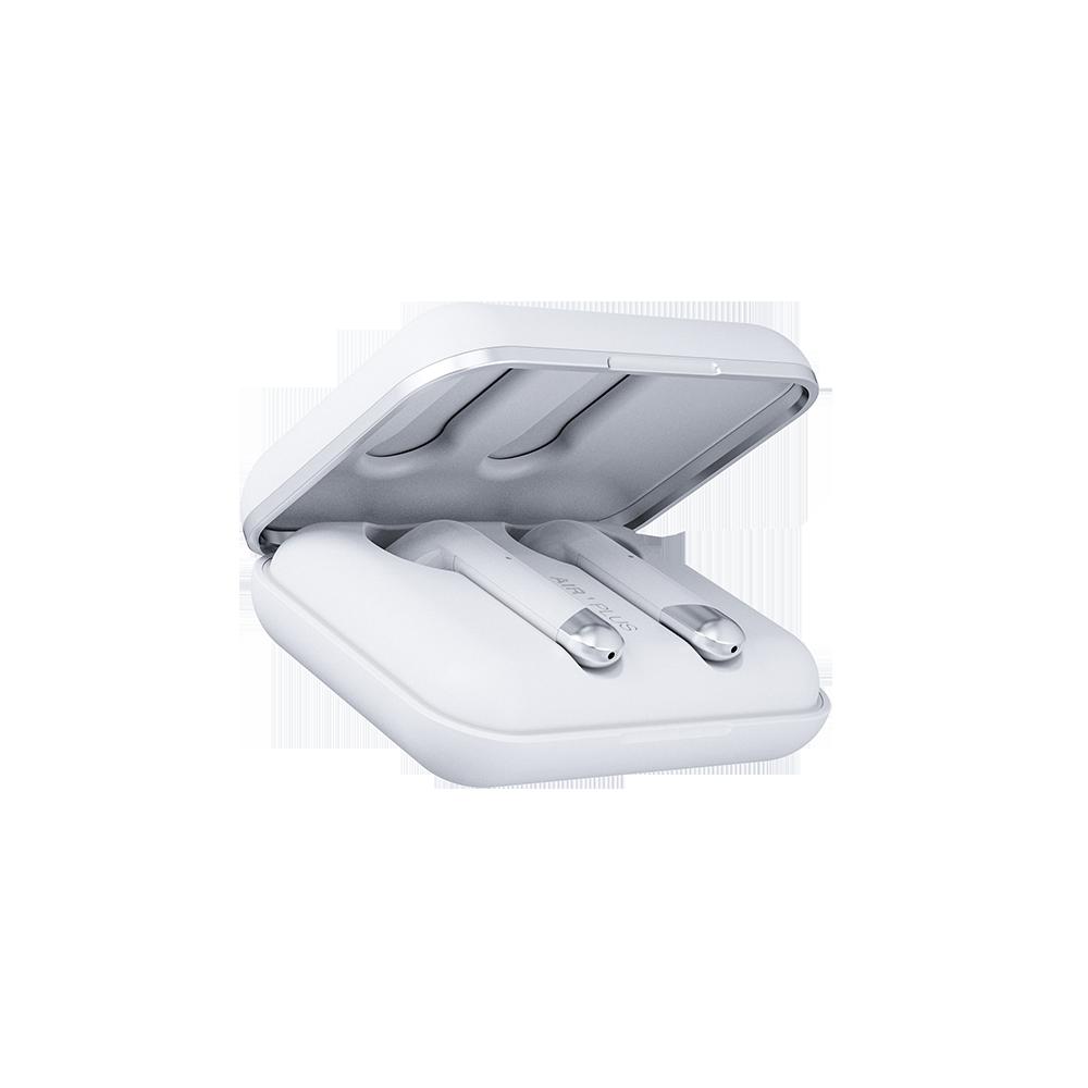 Happy Plugs Air 1 Plus Earbud 耳塞式真無線藍芽耳機-羽翼白White