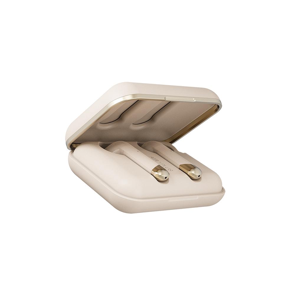 Happy Plugs|Air 1 Plus Earbud 耳塞式真無線藍芽耳機-香檳金Gold