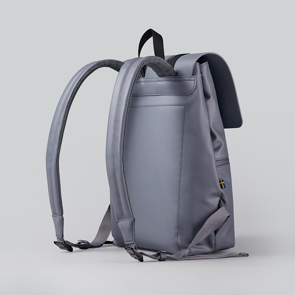 GASTON LUGA| Splash 個性後背包(灰色)