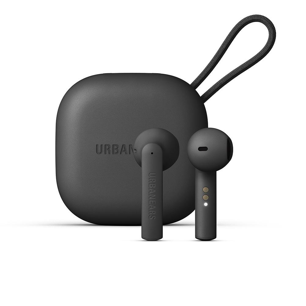 URBANEARS|Luma 耳塞式啞光真無線藍牙耳機(碳黑)