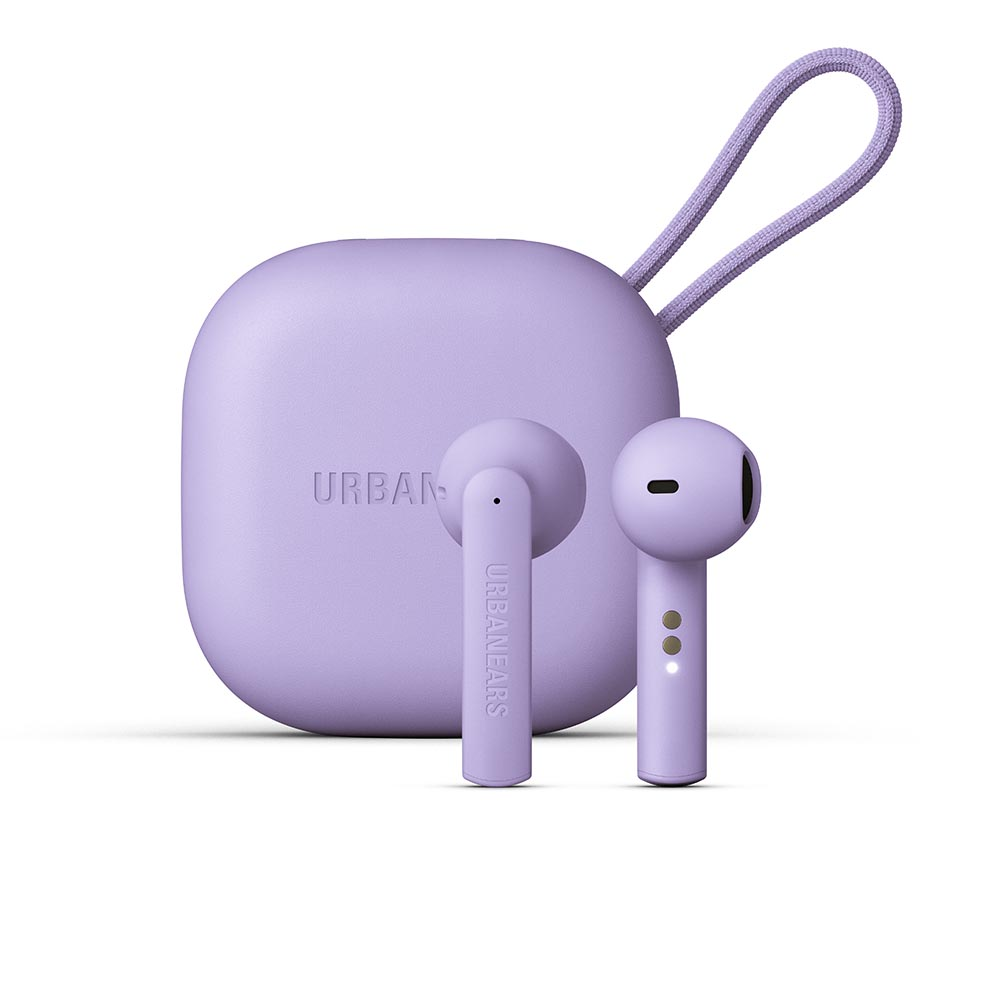 URBANEARS Luma 耳塞式啞光真無線藍牙耳機(宇宙紫)