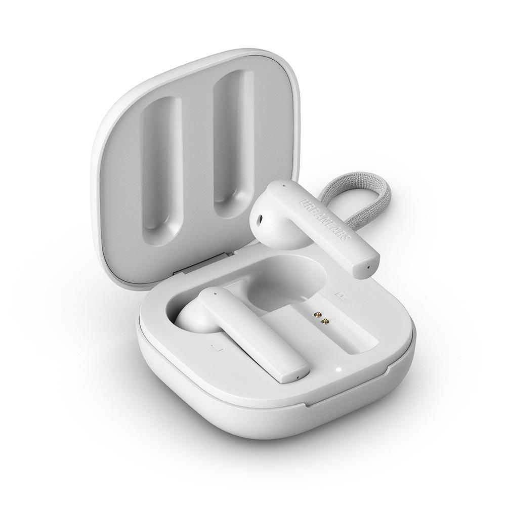 URBANEARS|Luma 耳塞式啞光真無線藍牙耳機(灰白)