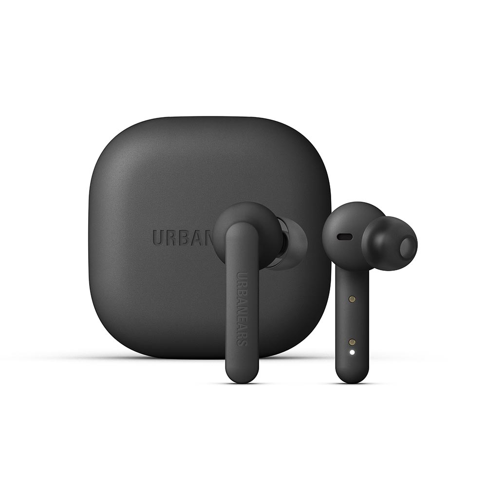 URBANEARS|Alby 耳塞式啞光真無線藍牙耳機(碳黑)