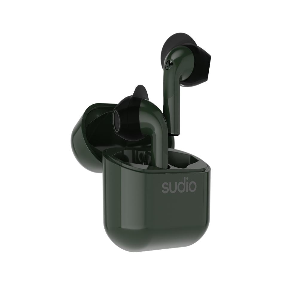 SUDIO Nio 真無線藍牙耳機(綠色)