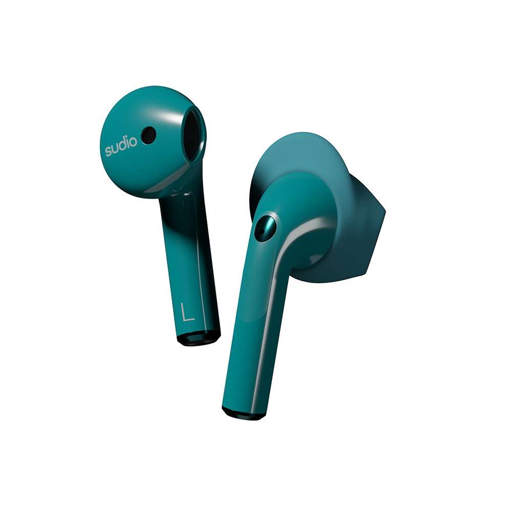 SUDIO|Nio 真無線藍牙耳機(極光色Aurora)