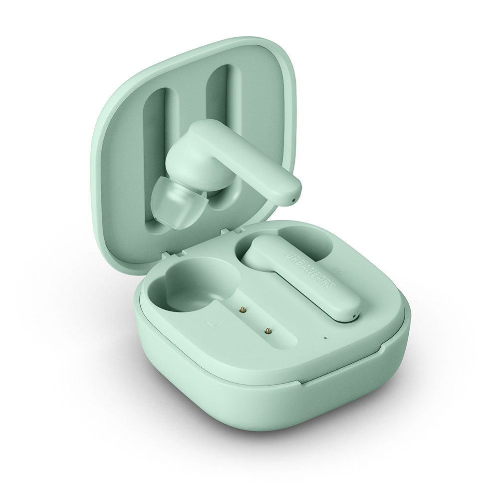 URBANEARS Alby 耳塞式啞光真無線藍牙耳機(自由綠)