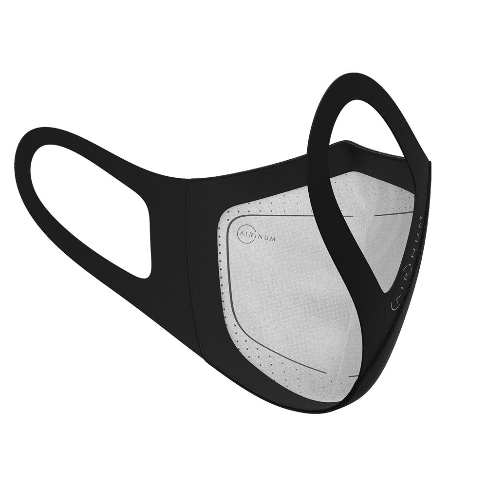 Airinum|Airinum Lite Air Mask 口罩(颶風黑)