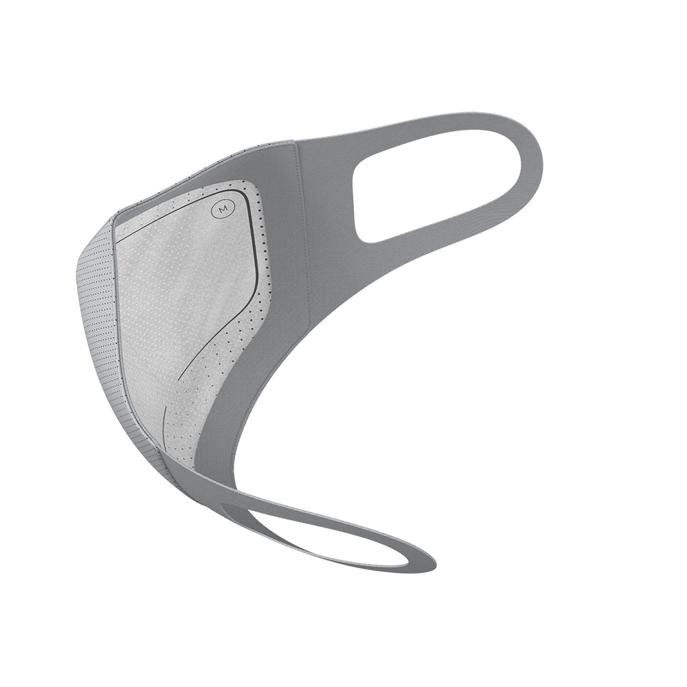 Airinum|Airinum Lite Air Mask 口罩(晨霧灰)