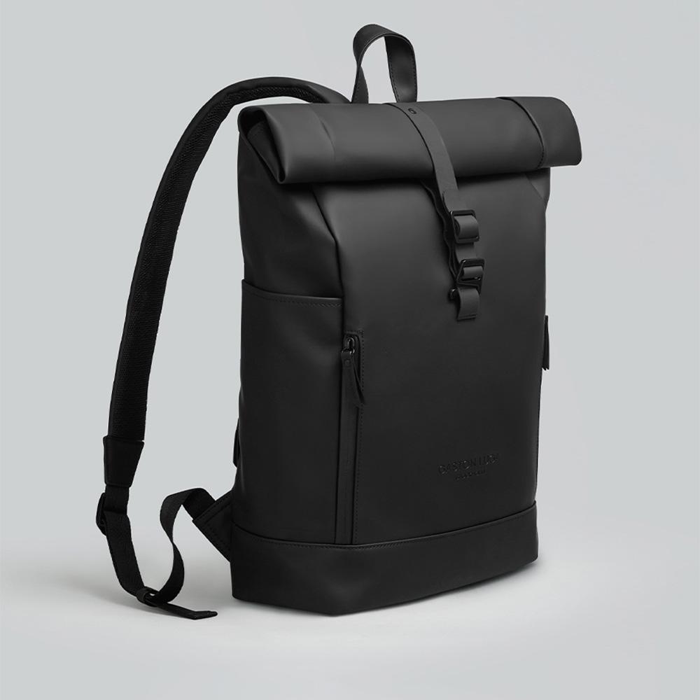 GASTON LUGA|Rullen防水個性後背包(經典黑)