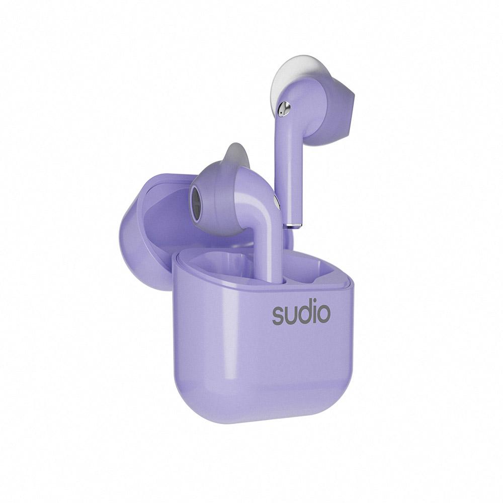 SUDIO Nio 真無線藍牙耳機(少量限定紫色 Lavender)