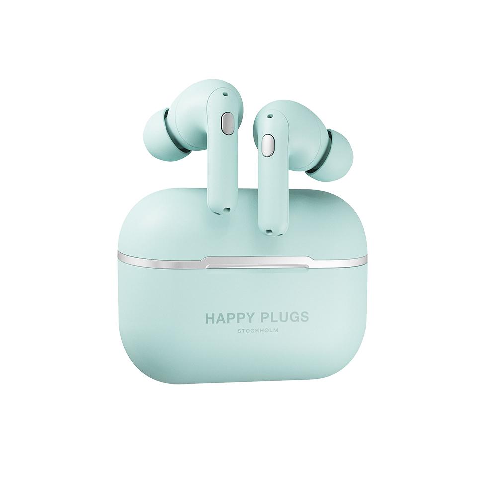 Happy Plugs Air 1 Zen 真無線藍牙耳機(薄荷綠)