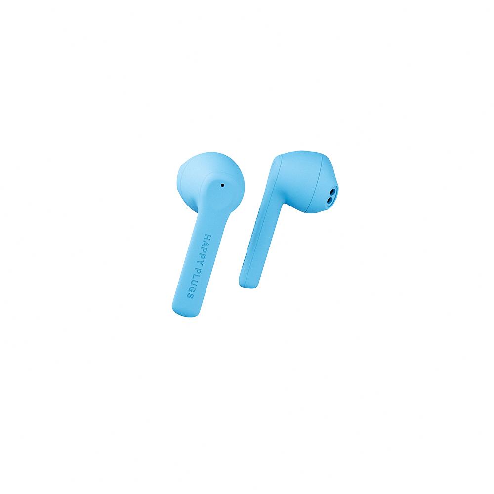 HAPPY PLUGS Air 1 Go 真無線藍牙耳機 - 霓光藍