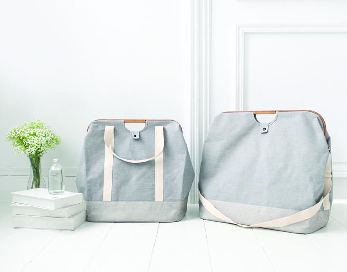 Gudee | UROKI 肩背髒衣收納包