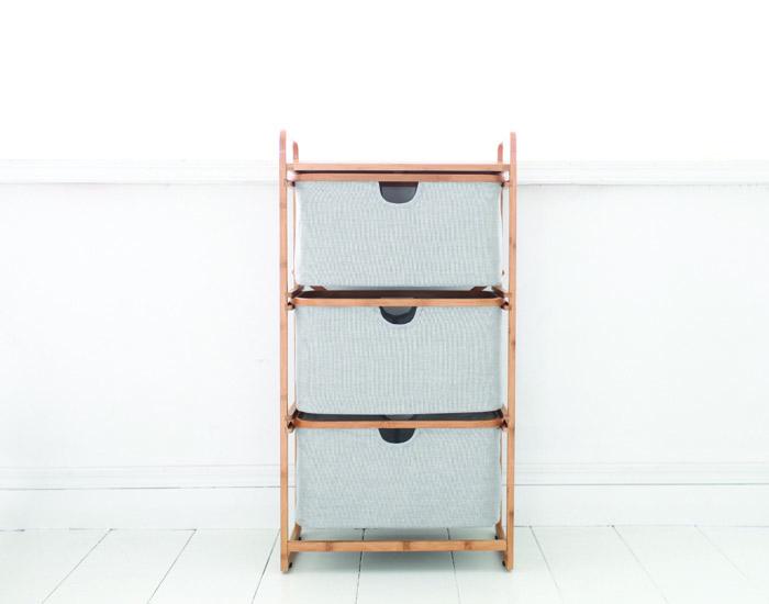 Gudee | CESER 三層抽屜置物收納櫃