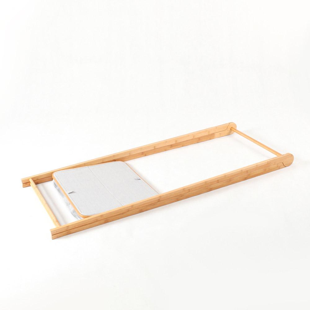 Gudee | ALFA 品味竹布衣掛架