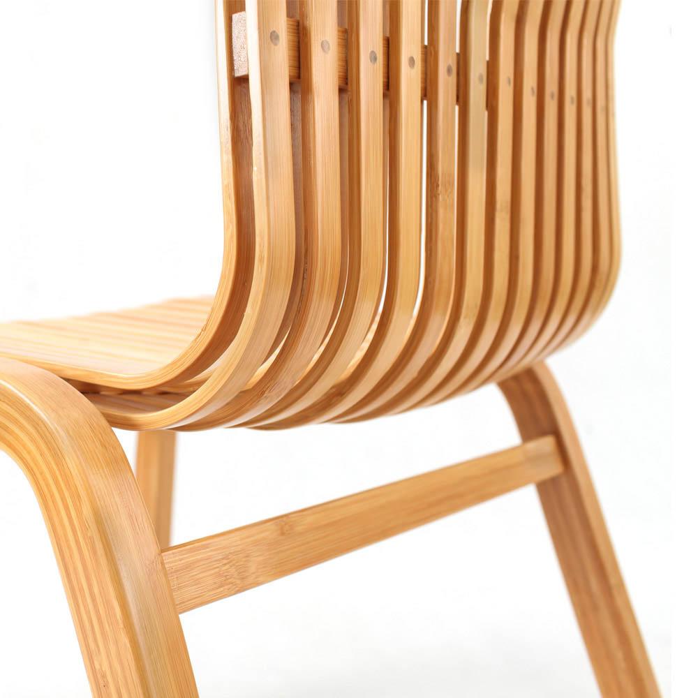 Gudee   RAFFLES 竹椅