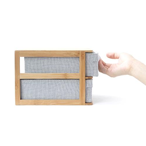 Gudee | REE 桌上抽屜收納櫃 (三格)
