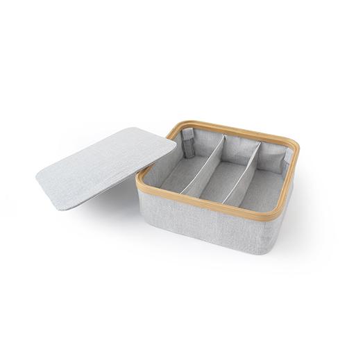 Gudee | KIM 加蓋分格收納盒