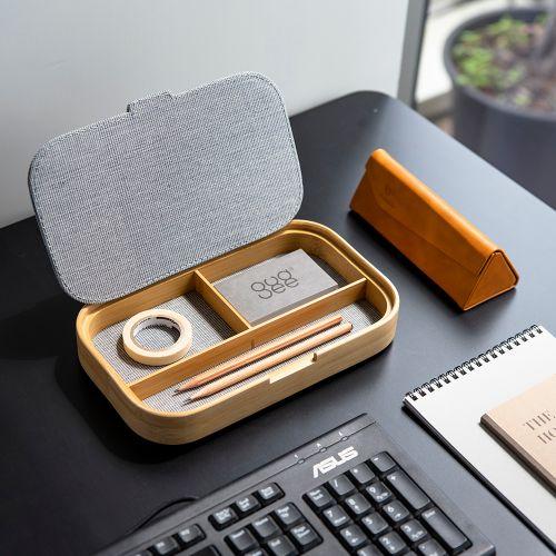 Gudee ODDI 可堆疊桌上收納盒 (文具)
