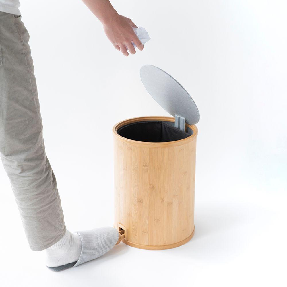 Gudee|POMP 腳踏式垃圾桶 (S)