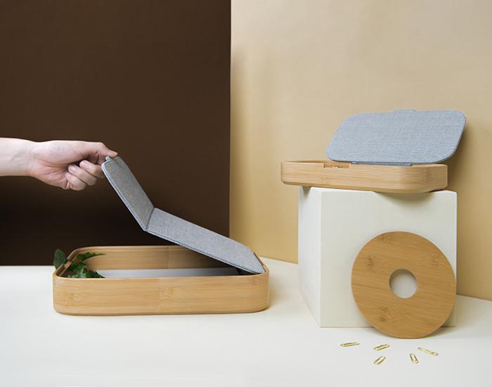 Gudee | ODDI 可堆疊桌上收納盒 (文件)