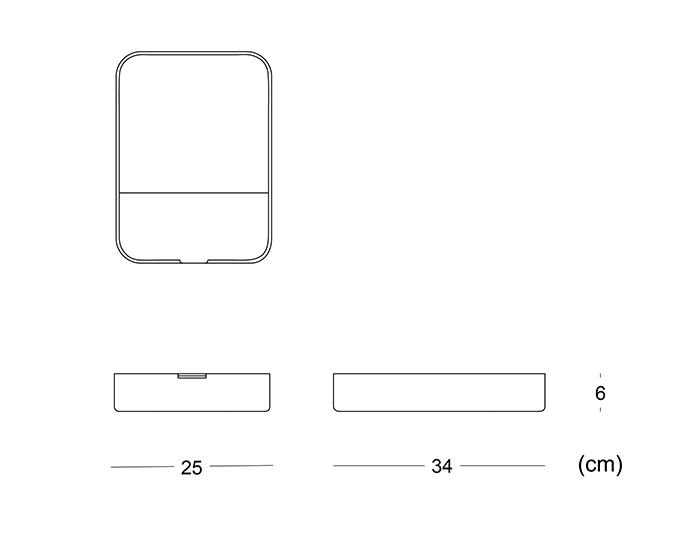 Gudee | ODDI 可堆疊桌上收納盒 (套組)