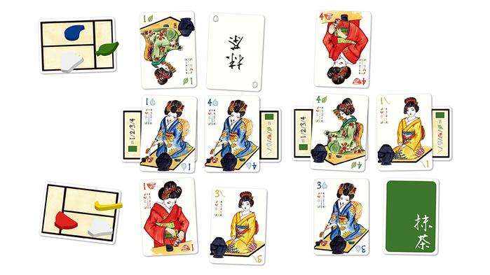 桌遊愛樂事 EmperorS4|抹茶