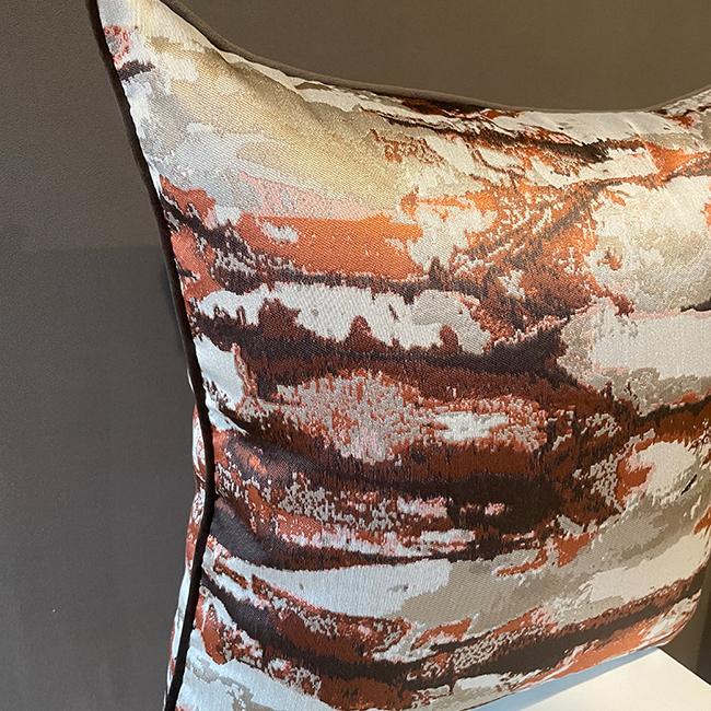 (複製)MULA DECO 現代幾何手工抱枕 45cm