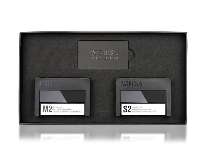 Patricks|M2/S2 頂級紳士護髮髮油組