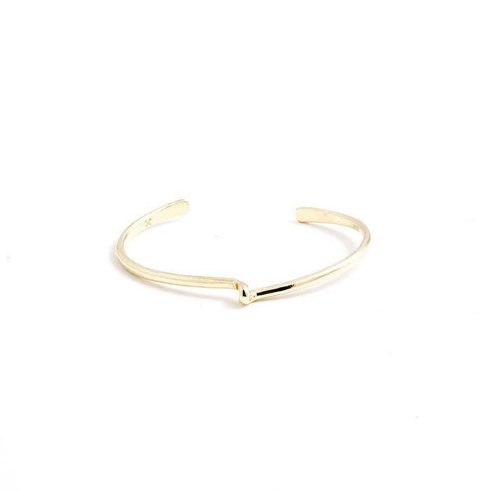 Studebaker Metals|Avanti Brass Cuff 手工黃銅手環