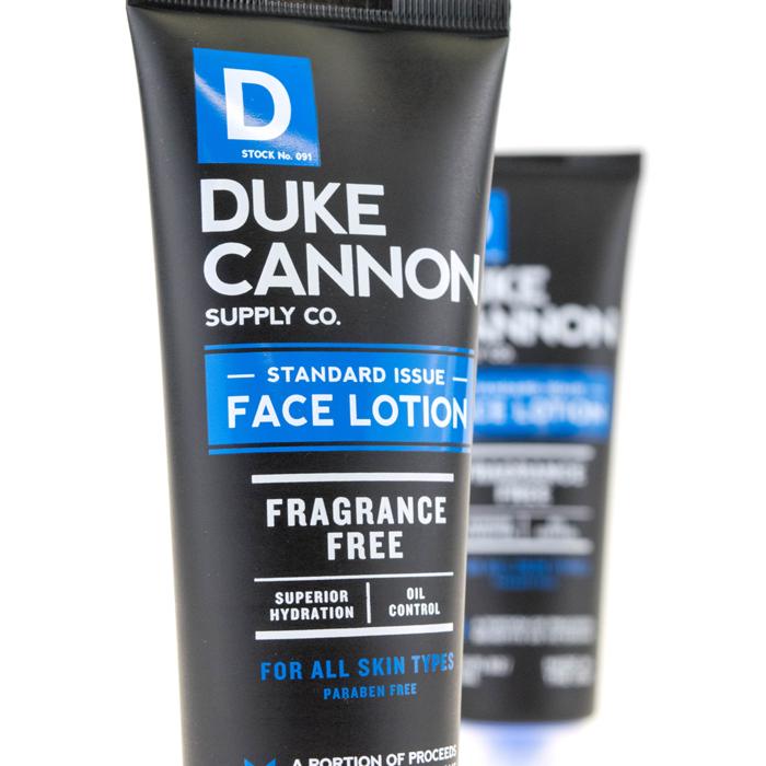 (複製)Duke Cannon|「報告長官」鬍後霜