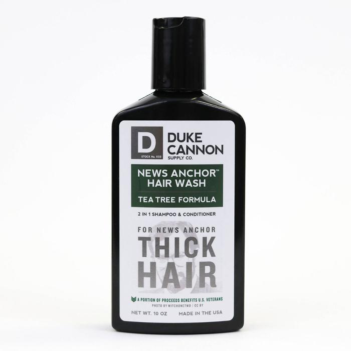 (複製)Duke Cannon|「活性炭」能量洗髮精