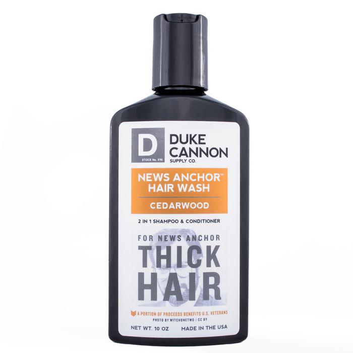 (複製)Duke Cannon 「茶樹配方」洗髮精