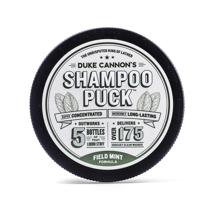 (複製)Duke Cannon 「淘金熱」洗髮皂