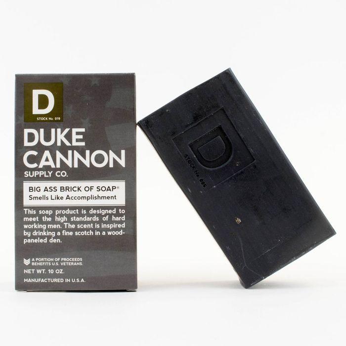 (複製)Duke Cannon|「淡麝香、橙花」有機固態古龍水