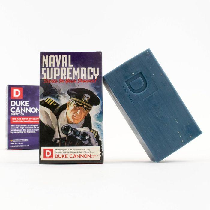 (複製)Duke Cannon|BIG ASS 美軍「超能幹」大肥皂 (黑色) 二戰紀念包裝