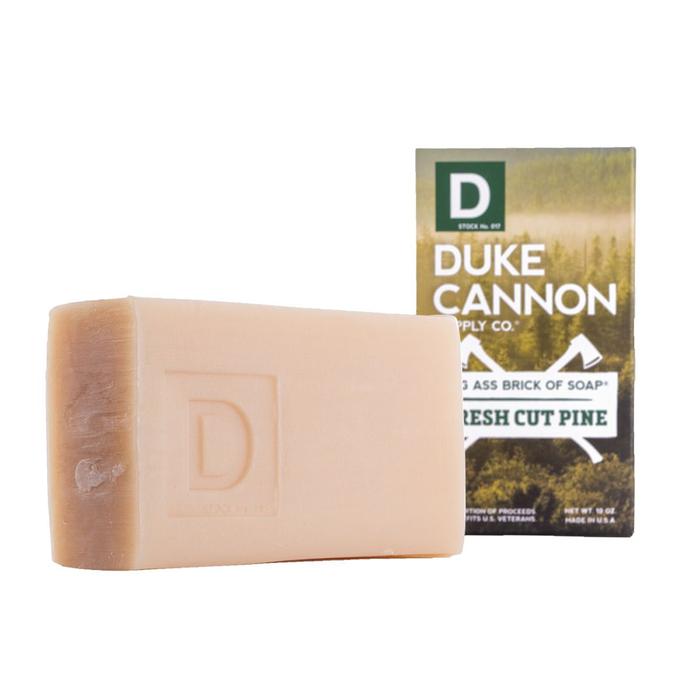 (複製)Duke Cannon BIG ASS 美軍「超能幹」大肥皂 (軍綠) 二戰紀念包裝