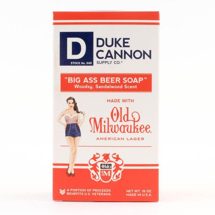 (複製)Duke Cannon|BIG ASS「德州啤酒」大肥皂