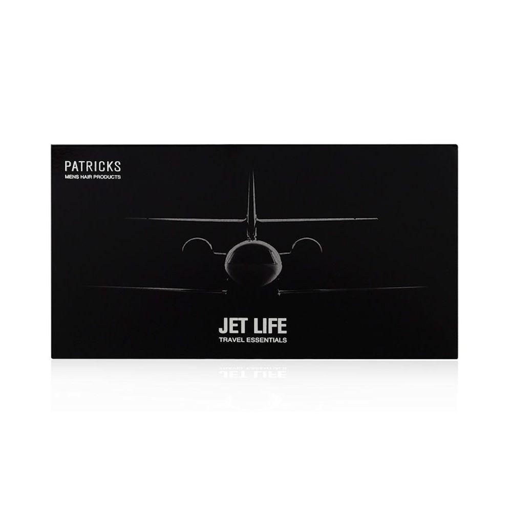 Patricks|JET LIFE 頂級紳士商務旅行組