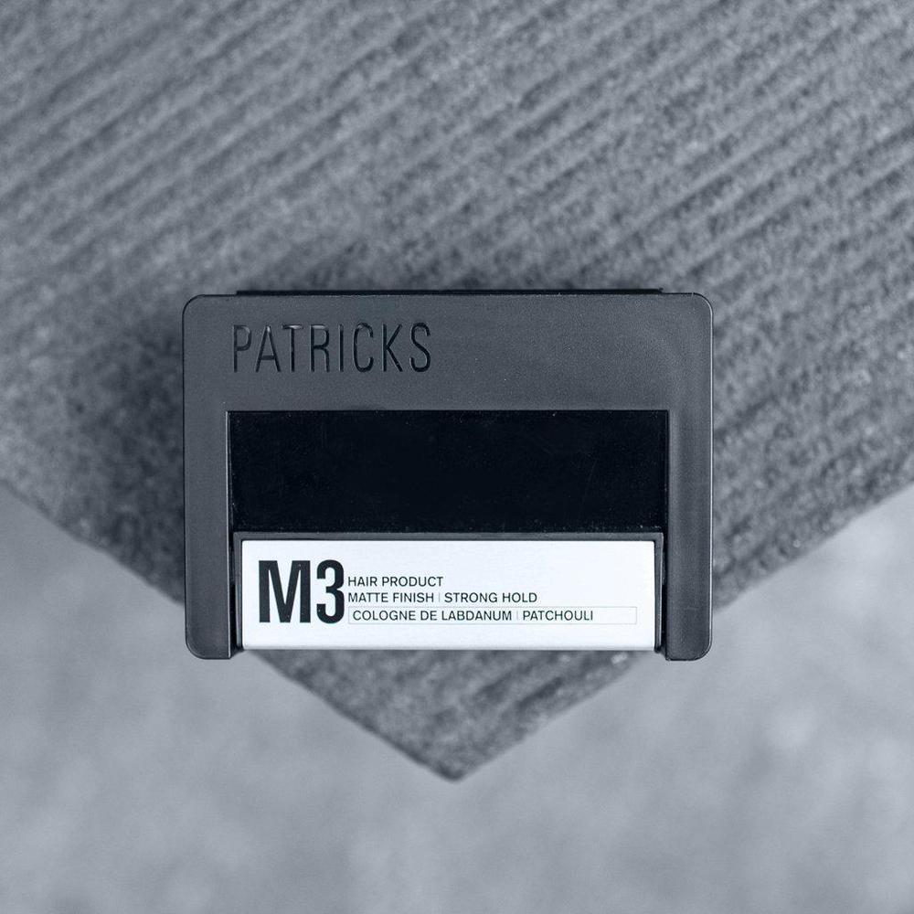 Patricks|頂級紳士護髮髮油 M3 配方