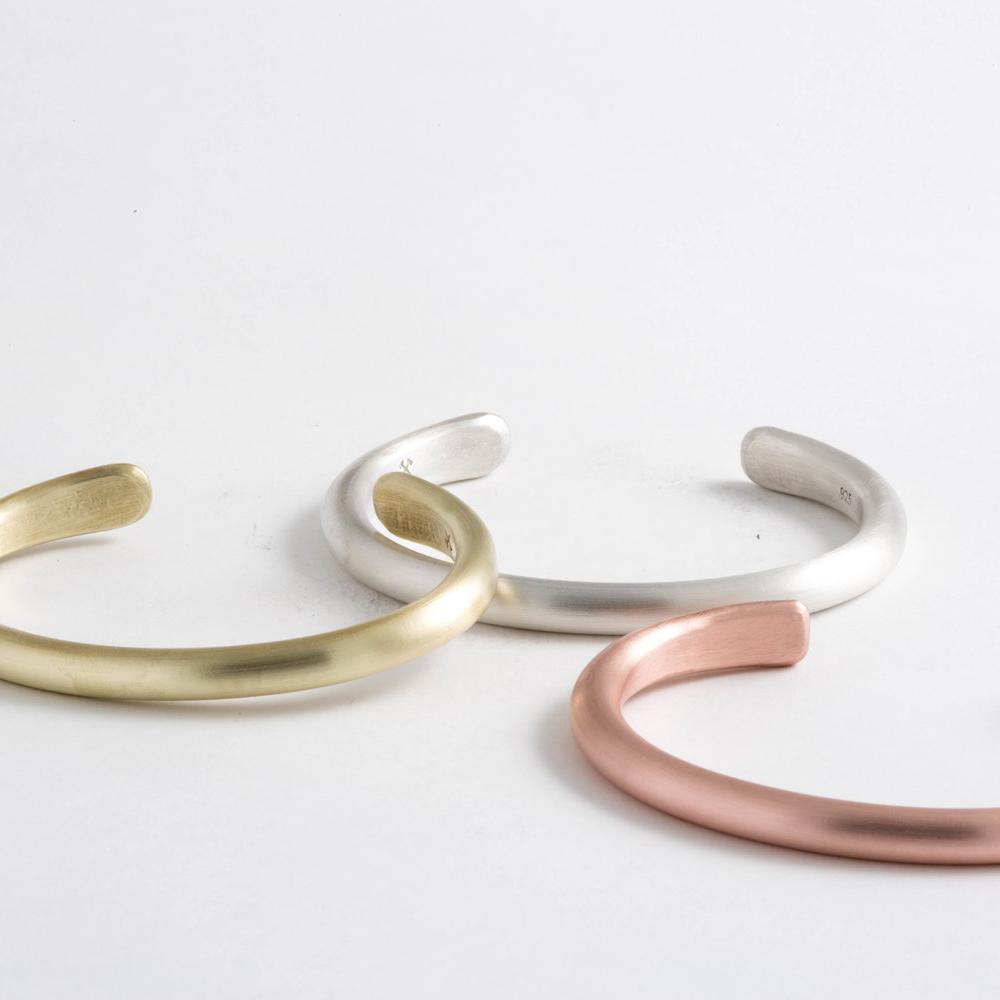 Studebaker Metals|Heavyweight Champion 手工鍛造黃銅手環