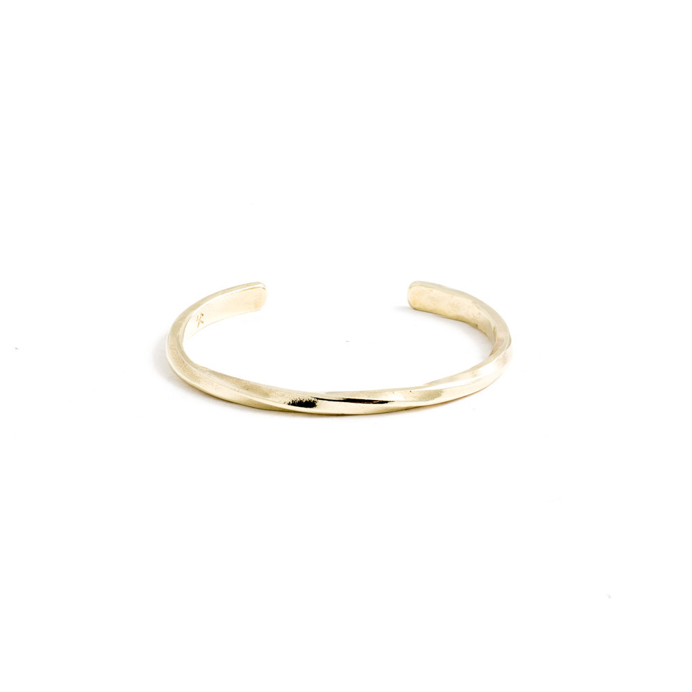 Studebaker Metals|Studebaker Brass Cuff 手工黃銅手環
